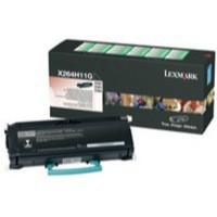 Lexmark X264/X36X 9K Return Program Toner Cartridge Black Code X264H11G
