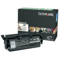 Lexmark T654 Extra High Yield Return Program Toner Cartridge 36K Black Code T654X11E