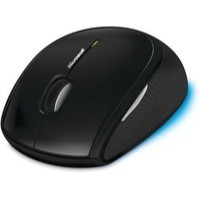 Microsoft Wireless Mouse 4000 Black Ref D5D-00004