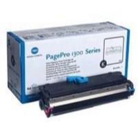 Konica Minolta PagePro 1300 Toner Cartridge High Capacity Black 4518812