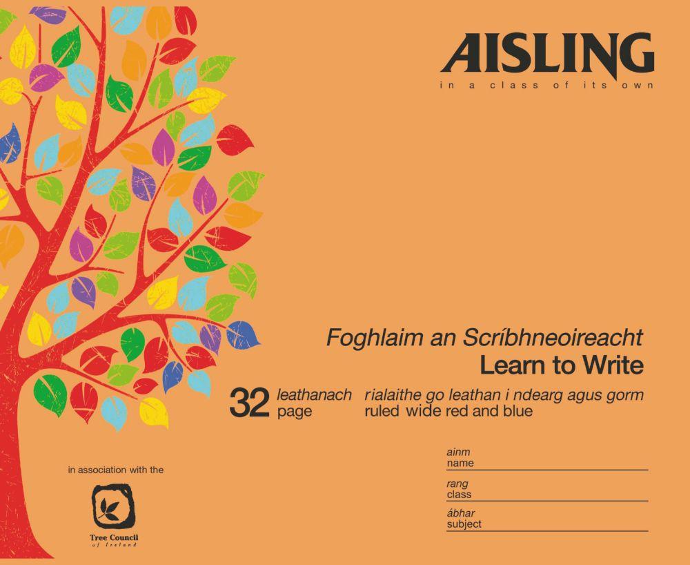 Rhino Learn to Write Book 4B/15R 32 Page 160x200 Ref REXB4