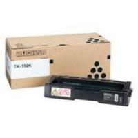 Kyocera TK-150K Laser Toner Cartridge Page Life 6500pp Black Ref 1T05JK0NL0