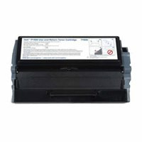 Dell No. K3756 Laser Toner Cartridge Return Program Page Life 6000pp Black Ref 593-10102