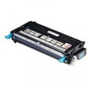 Dell 3110CN 8K High Yield Cyan Toner Cartridge Code 593-10171