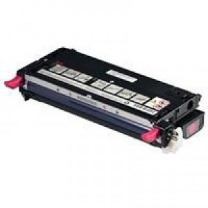 Dell No. RF013 Laser Toner Cartridge High Capacity Page Life 8000pp Magenta Ref 593-10172