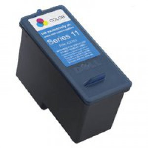 Dell No. JP453 Inkjet Cartridge High Capacity Colour Ref 592-10276