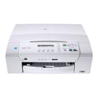 Image for Brother DCP-195CZU1 Mono Multifunction Inkjet Printer Ref DCP195CZU1