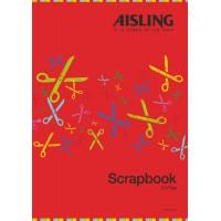 Image for Hard Backed Spiral Scrap Book 40 Leaves 30x30 cm Ref RHBSB40