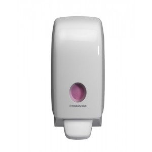 Kimberly-Clark Aqua Hand Cleanser Dispenser White Code 6976