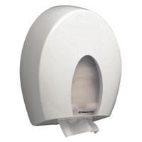 Kimberly-Clark Aqua Hand Towel Dispenser W367xD169xH403mm White Ref 6973