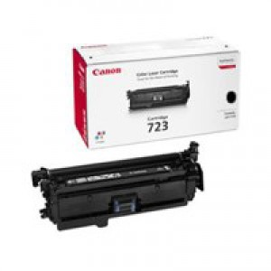 Canon 7750Cdn 723 Toner Cartridge Black Code 2644B002AA