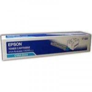 Epson S050244 Laser Toner Cartridge Page Life 8500pp Cyan Ref C13S050244