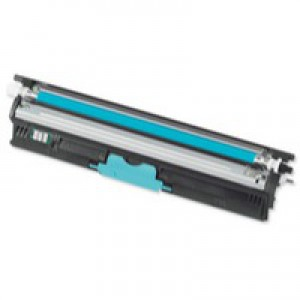OKI Laser Toner Cartridge High Yield Page Life 2500pp Cyan Ref 44250723