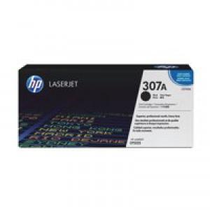 HP No.307A Laser Toner Cartridge Black Code CE740A