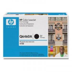 HP No.644A Laser Toner Cartridge Black Code Q6460A