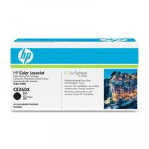 HP No.649A Laser Toner Cartridges High Yield Black Code CE260X
