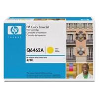 HP No.644A Laser Toner Cartridge Yellow Code Q6462A