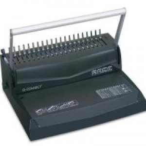 Q-Connect Premium Comb Binder 12