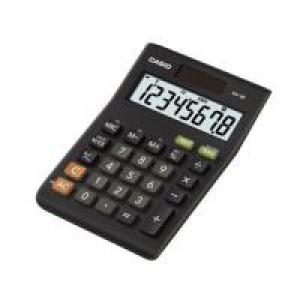 Casio 8-digit /Currency Calc MS-8B