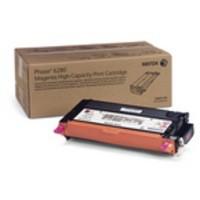Xerox Phaser 6280 High Capacity Toner Cartridge Magenta Code 106R01393
