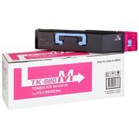 Kyocera FS-C8500DN Toner Cartridge 18K Magenta TK-880M