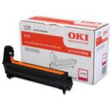 Oki C711 Ep C711 Magenta Drum Unit Code 44318506