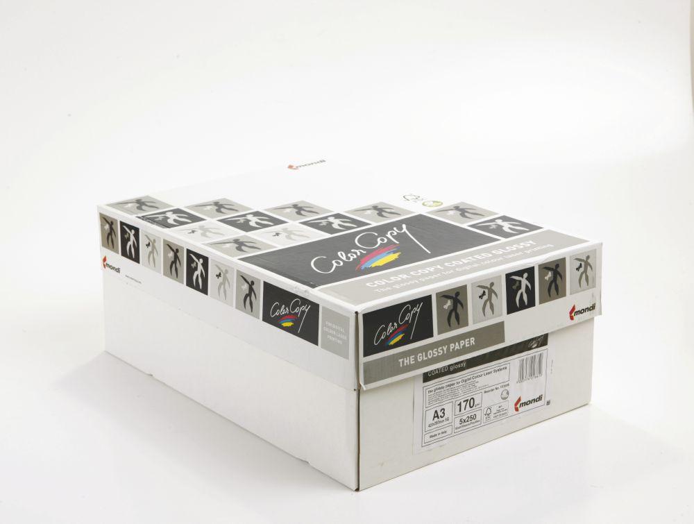 Color Copy A3 Gloss Wht FSC4 170g 250s