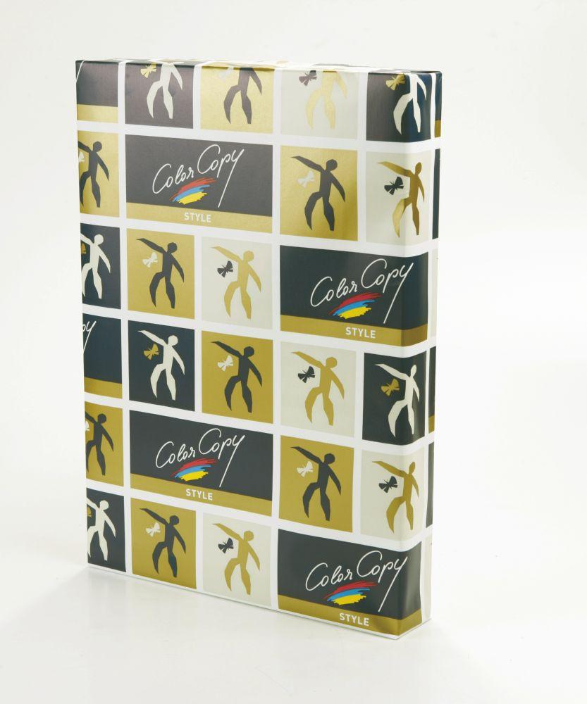 Color Copy Paper White Style FSC4 A3 420x297mm    100gm pack 500