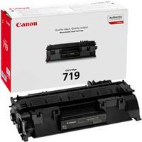 Canon CRG-719 Laser Toner Cartridge Page Life 2100pp Black Ref 3479B002