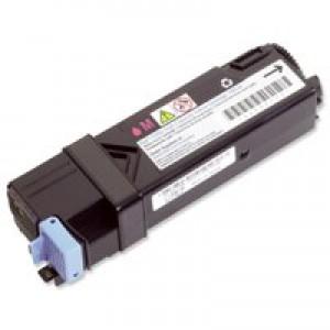 Dell No. P240C Laser Toner Cartridge Page Life 1000pp Magenta Ref 593-10319