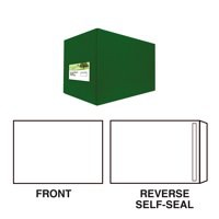Nature First Pocket Self/Seal White C5 Pack 500