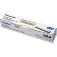 Panasonic Laser Toner Cartridge Page Life 4000pp Yellow Ref KXFAT508X