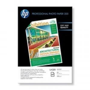 Hewlett Packard [HP] Professional Laser Paper Glossy A4 Ref CG966A [100 Sheets]