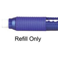 Pentel Clic Eraser Refill Plastic for Pen-shaped Barrel Retractable Non-smearing Ref ZER/2 [Pack 2]