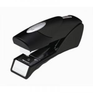 Rexel Gazelle Half Strip Stapler Metallic Black Code 2100010