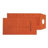 Internal Mail Pocket Reseal Orange DL Pack 1000