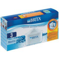 Brita Maxtra Refill Cartridge for Water Filter Ref S1513 [Pack 3]