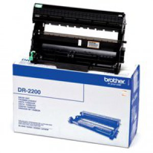 Brother Laser Drum Unit Page Life 12000pp Ref DR2200