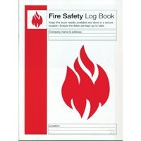 IVG Fire Incidence and Prevention Log Book A4 Ref IVGSFLB