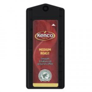 Kenco Medium Roast Coffee Singles Capsule 6.3g Ref A00970 [Pack 160]