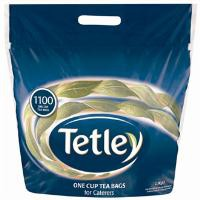 Tetley Caterers Tea Bags Box 1100