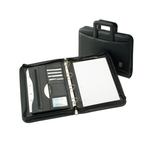 Conference Folder 4 Ring with Handles Capacity 60mm W275xH377mm