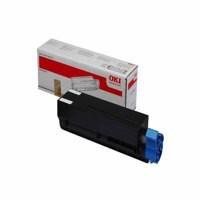 OKI Laser Toner Cartridge High Yield Page Life 10000pp Black Ref 44917602