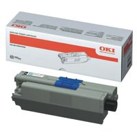 Oki C310/330/510/530 Black Toner Cartridge 3.5K Code 44469803