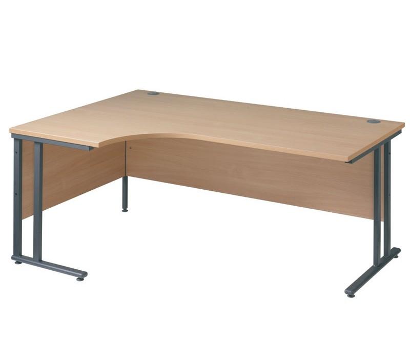 Maestro 25 GL left hand ergonomic desk