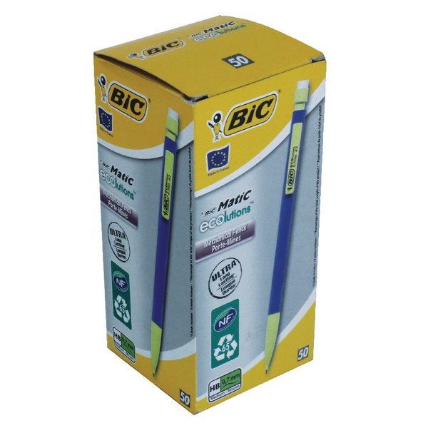 Bic Matic Ecolution Mhl Pcl 887719