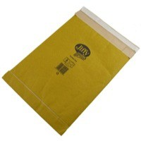 Jiffy Padded Bag Envelopes No.00 Brown 105x229mm Ref JPB-00 [Pack 200]