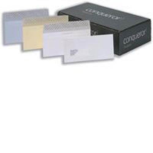 Conqueror Paper FSC Mixed Credit Smooth/Satin Wove Diamond White  A4 100gm Watermarked Pack 500