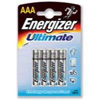 Energizer HighTech Battery Alkaline LR03 1.5V AAA Ref 637445  [Pack 4]