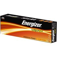 Energizer Ultra+ AA DP  Pack 10